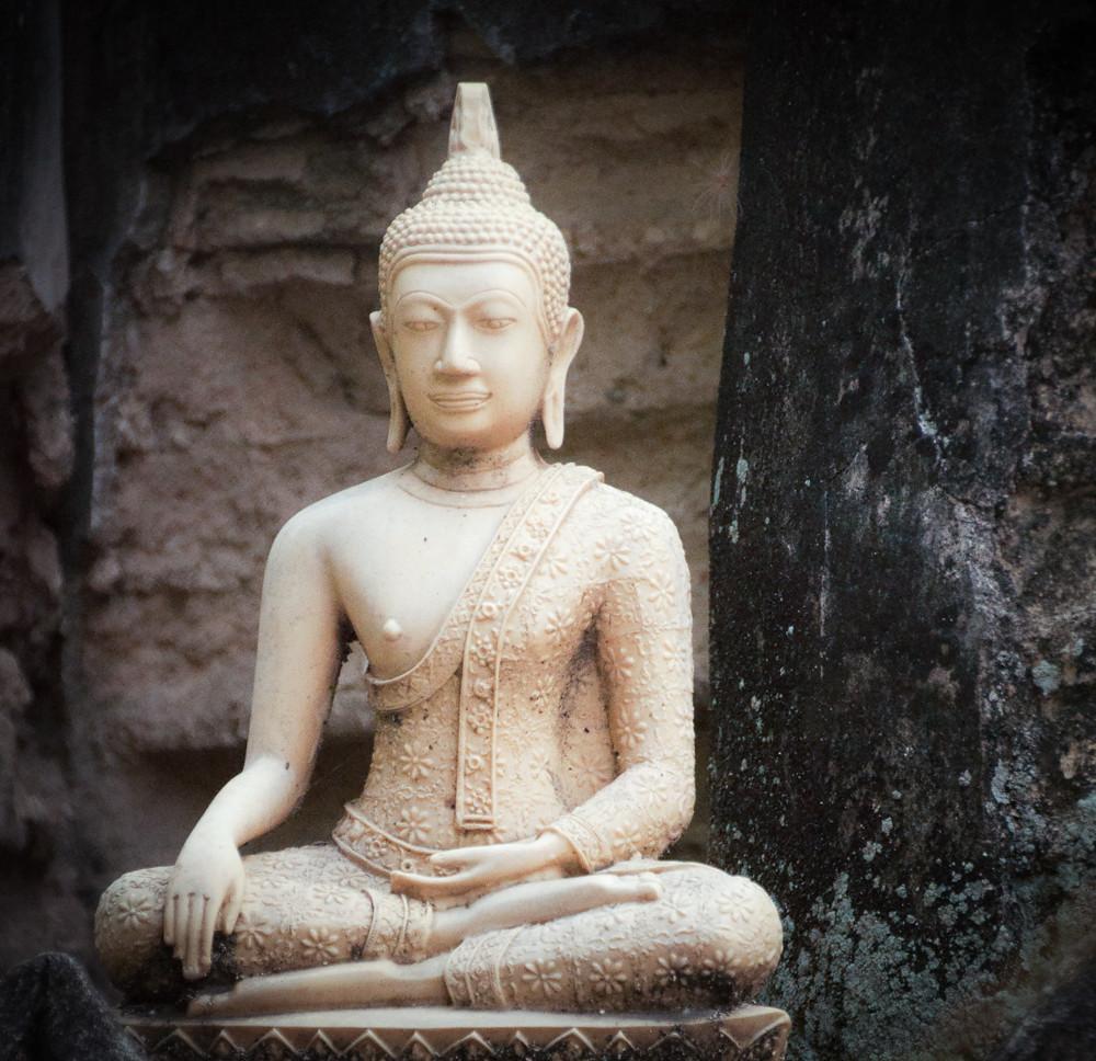 Buddha Statue at Wat Pa Pao