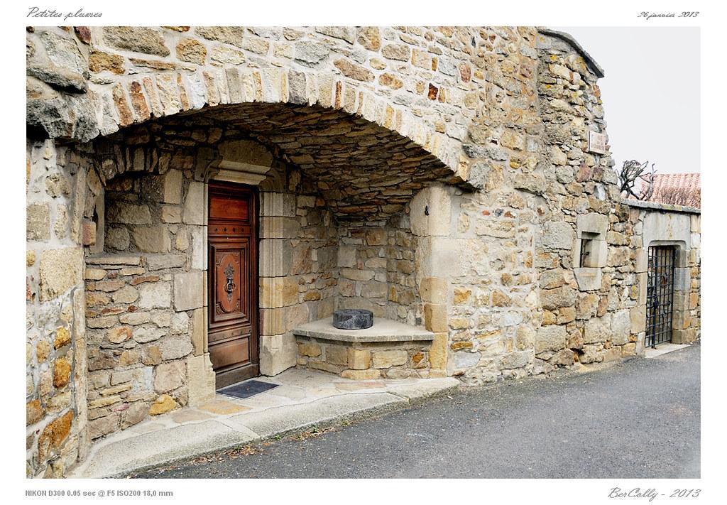 Villages d'Auvergne : Montpeyroux