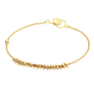 Natasha Collis, precious colour bracelets