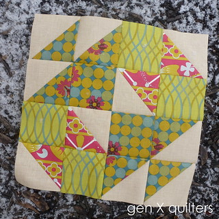 sisters' ten March block 1