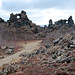 Lava formations at Dimmuborgir (Alan Bevis)