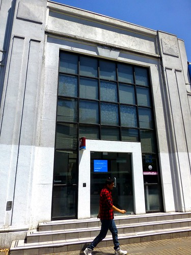 Oficina Corpbanca expropiada