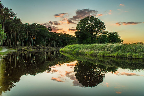 statepark sunset reflection river florida ngc sarasota myakkariverstatepark sarasotacounty dudrow