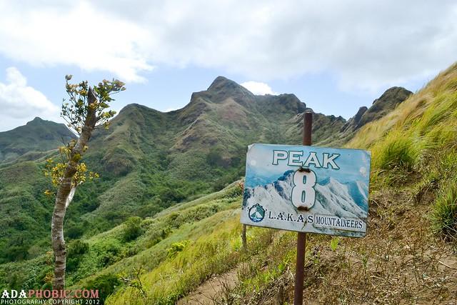 Mt. Batulao Peak 8