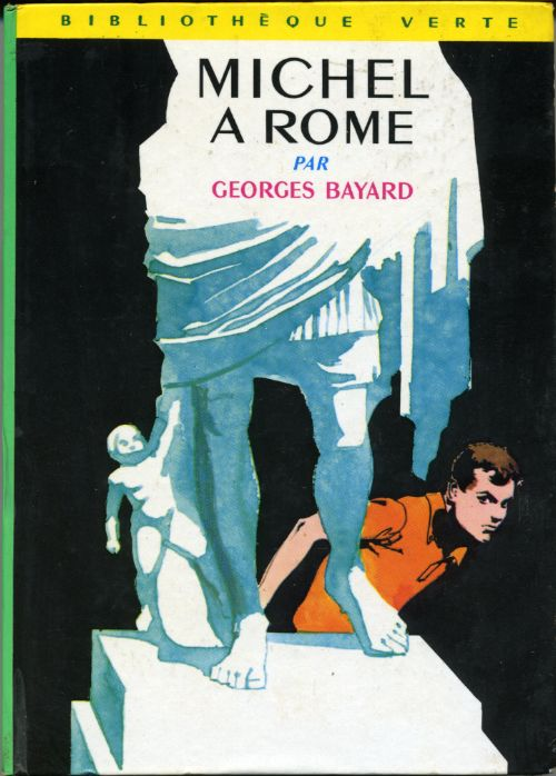 Michel à Rome , by Georges BAYARD