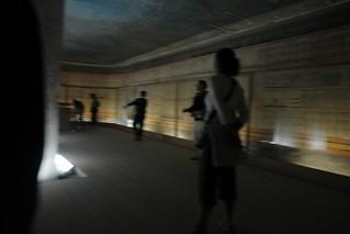 """Interior de la sala del Faraón Tutmosis III Valle de los Reyes, enlace con la """"otra vida"""" - 8492308153 aec87f5978 n - Valle de los Reyes, enlace con la """"otra vida"""""""