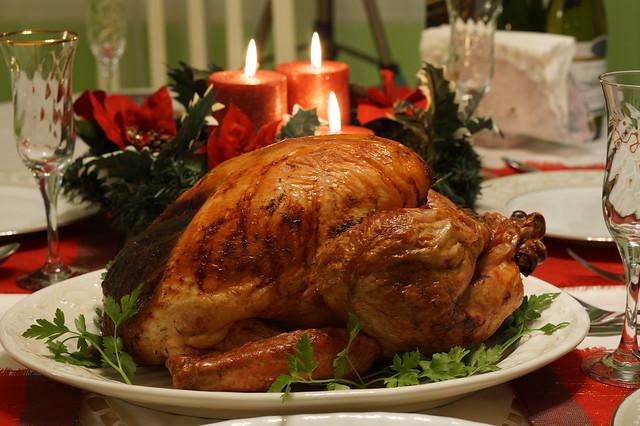 The taste of Thanksgiving