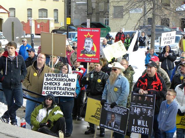 Tea Party Pro Gun Rally | Flickr - Photo Sharing!