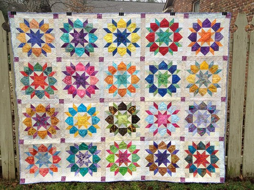 Alice's Swoon quilt