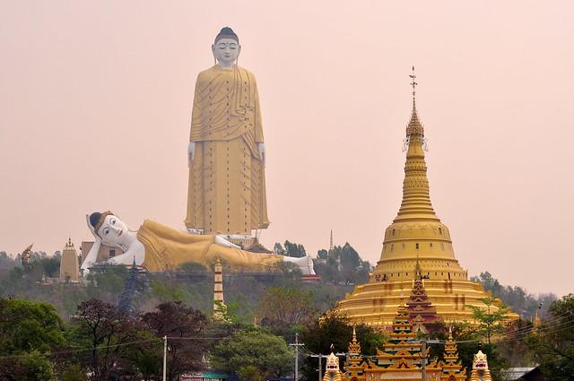 Buddha de Monywa