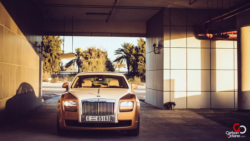 2013 Rolls Royce Ghost Front.jpg