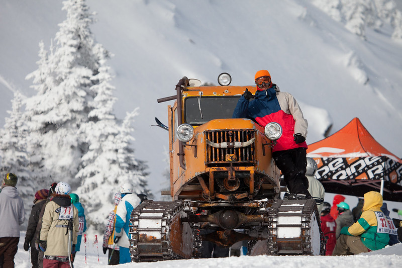 Mt. Baldy Slackcountry Cup - by Conrad Petzsch-Kunze