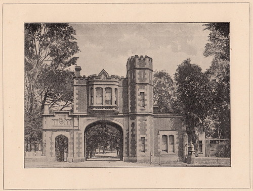 architecture sydney australia tudor newsouthwales georgestreet oconnellstreet gatehouse parramatta woodbury eyrespottiswoode gordonmckinnon