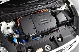 Hyundai ix35 Motor