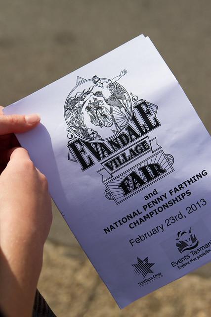 Evandale Village Fair