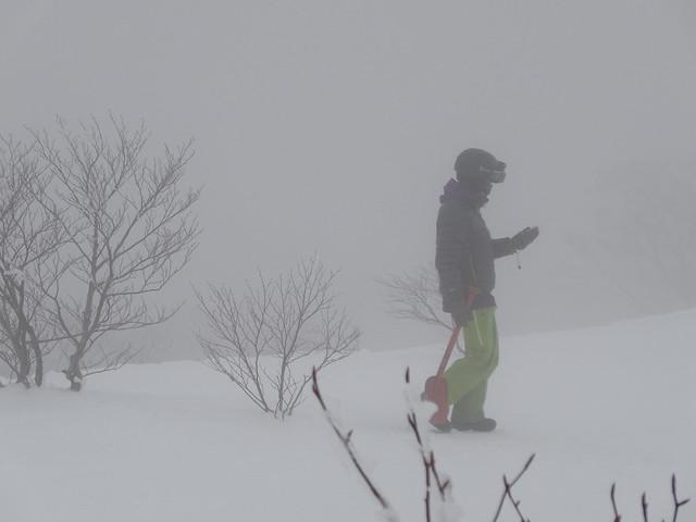 大日岳(2013.2 (15)