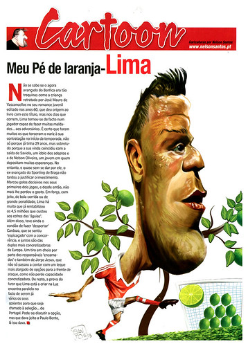 Lima by caricaturas