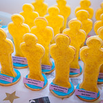 Academy Award Sugar Cookies