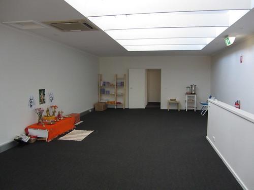SVYC Melbourne, asana hall, 1
