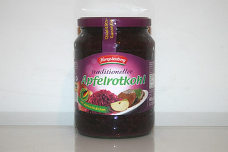 16 - Zutat Rotkohl / Ingredient red cabbage