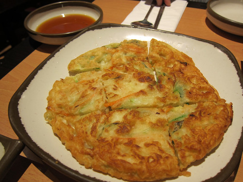 Vegetable Pancake