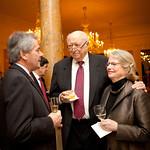 Gates Cambridge Reception at the British Ambassador's Residence, Washington D.C.  - 31 January 2013