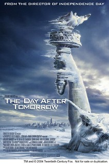 poster of day after tomorrow