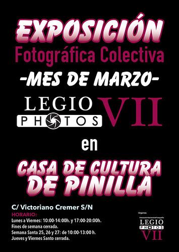 Exposición Casa de Cultura de Pinilla