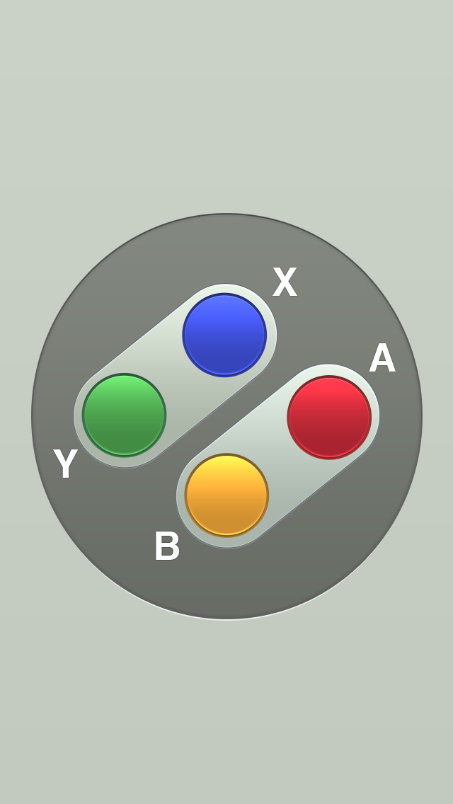SNES controller iPhone 5 wallpaper