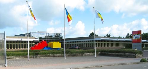 Legoland HQ, Billund, Denmark