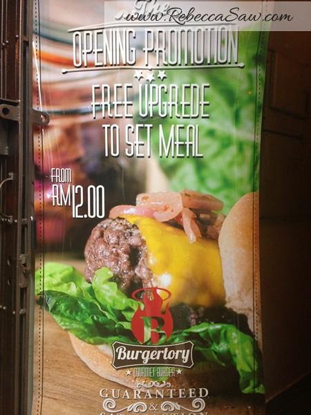 Burgertory - SS15 - delicious Gourmet PORK BURGERS