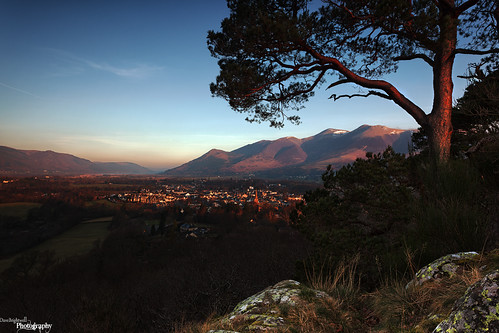 Keswick Sunlight by Dave Brightwell