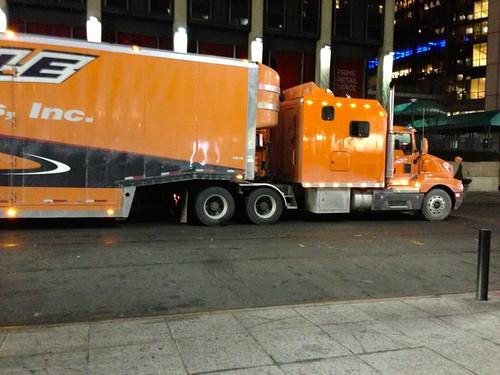 Big trailer