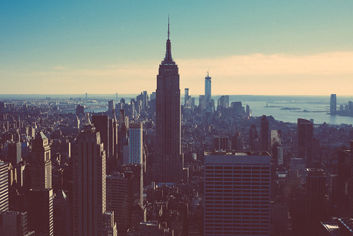 [フリー画像素材] 建築物・町並み, 都市・街, ビルディング, 風景 - アメリカ合衆国, アメリカ合衆国 - ニューヨーク ID:201303142000