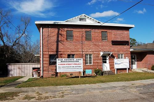 florida historic jail monticello jeffersoncounty countyjail