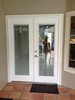 New French door