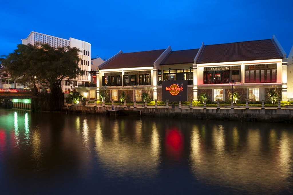 Cartoon Cafe Melaka Hard Rock Cafe Melaka by