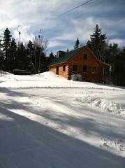 Bretton Woods Stickney Cabin