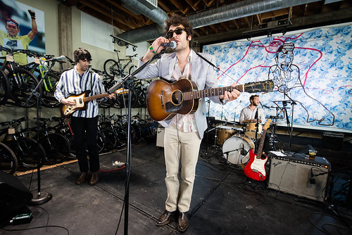 Allah-Las at SXSW 2013 at Mellow Johnny's - Austin on 2013-03-13 - _DSC0663.NEF