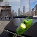 One rose … tons of emotions @ 9/11 Memorial