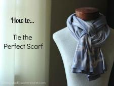 scarf tying c