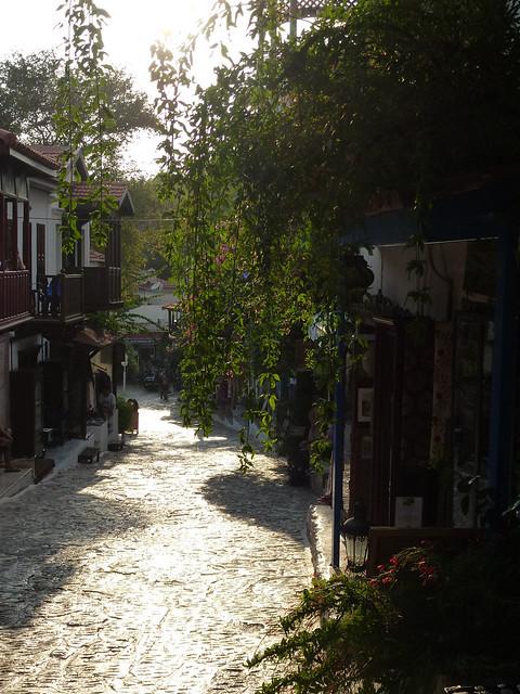 Turquie - jour 5 - Kaş - 16 - Centre-ville (şehir merkezi)