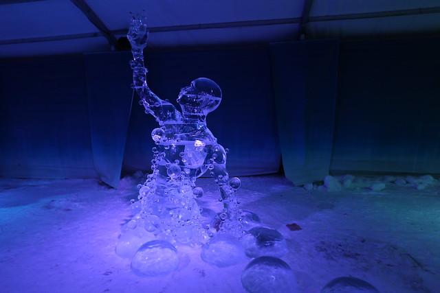 Ottawa Ice Sculpture
