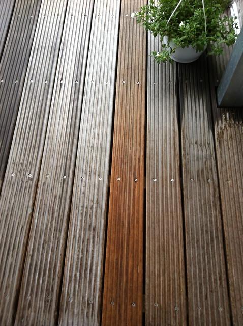 plancher balcon