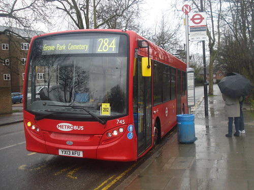 Wltm Transport Blog Route 284 New Buses And Route 138 17