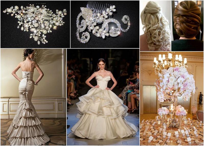Modern Classic Bridal Style Inspiration
