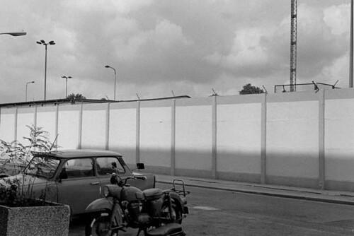 Seiichi Furuya, Finnlaendische Strasse, East Berlin 1986