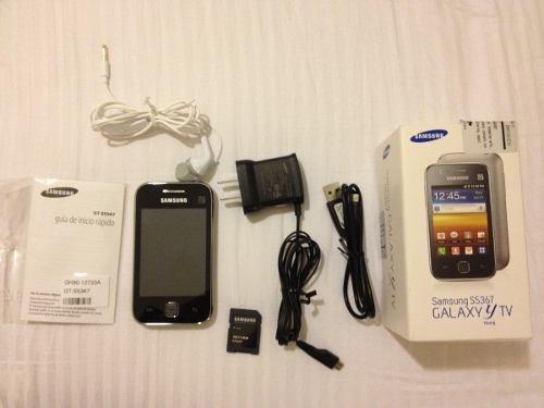 Este Es El Samsung Y S5367 Donde Puedes Ver TV Digital