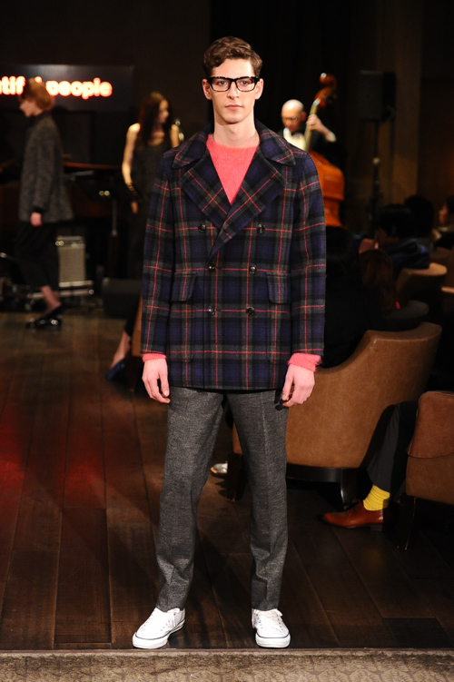 FW13 Tokyo beautiful people006_Maxime Bergougnoux(Fashion Press)