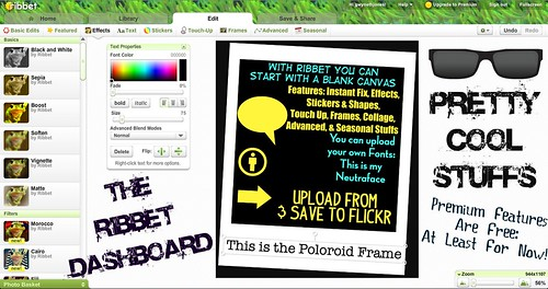 how to make text transparent in pixlr editor